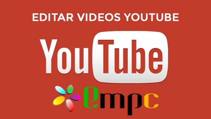 editar videos youtube