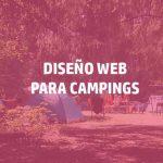 Diseño Web para campings